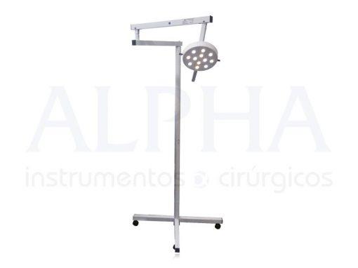 Foco cirúrgico bicolor - Pedestal vet