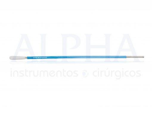 Eletrodo ponta faca reta curta - Corpo ø 1,60 mm x 120 mm