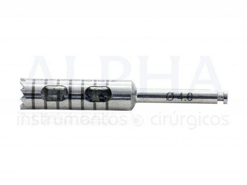 Broca trefina 4.0mm