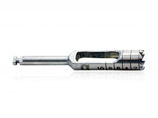 Broca trefina 3.75mm