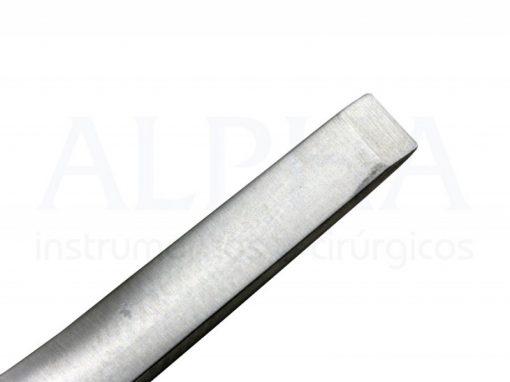 Cinzel de Wagner angulado 4mm