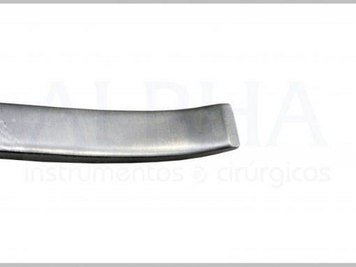 Cinzel curvo 5mm