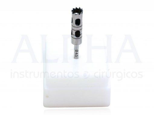 Broca trefina 4.5mm