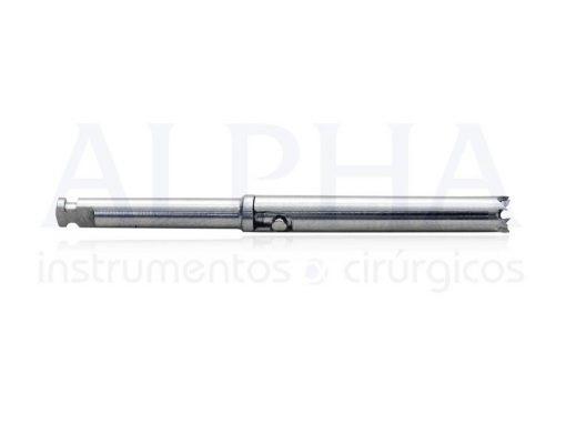 Broca trefina 2.0mm desmontável para pesquisa