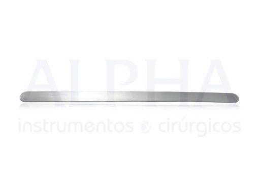 Espátula maleável 30x2,0 cm