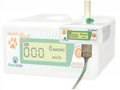 Medidor de fluxo de medicamentos Medflux pluss DL100 vet