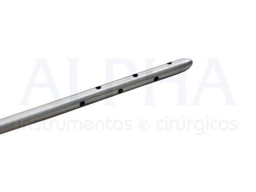 Agulha de Klein para seringa 60ml - 30cm