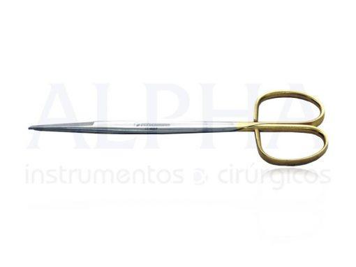 Tesoura Spencer reta 12 cm ribbon