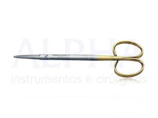 Tesoura Spencer reta 14 cm ribbon