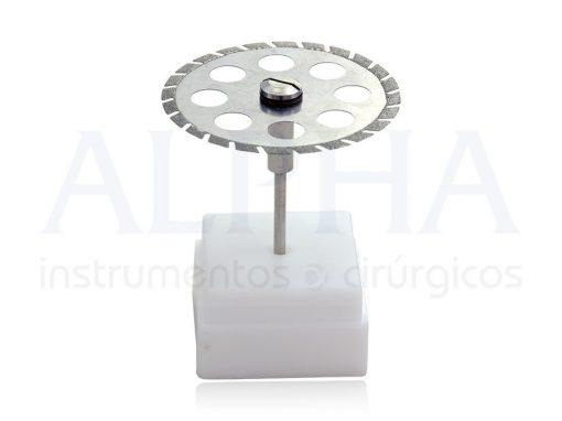 Disco diamantado para troquel