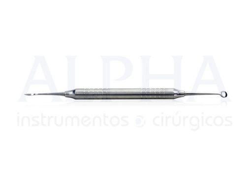 Cureta Molt 4 com Dissector