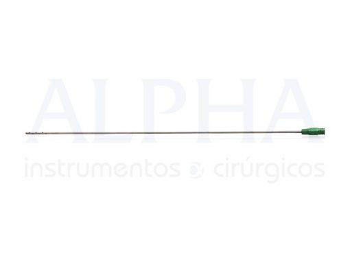 Agulha de Klein para seringa 20ml - 30cm