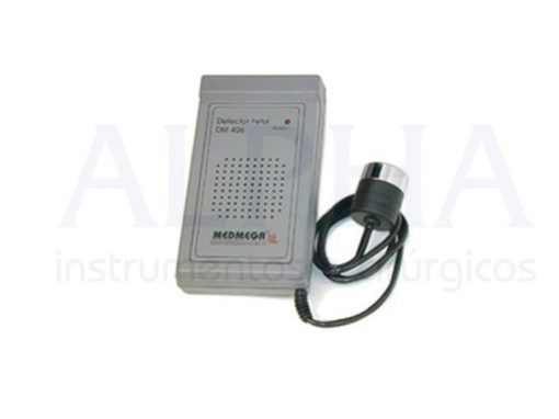 Detector fetal portátil - DM 406B