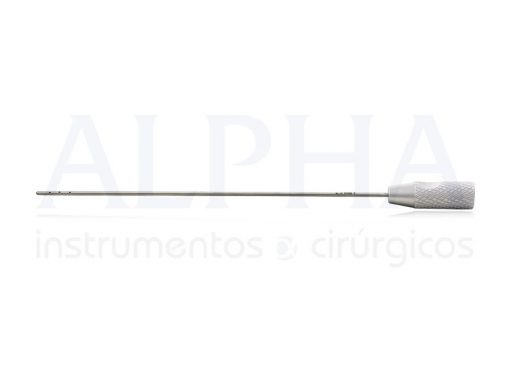 Agulha de Klein para seringa 60ml - 20cm