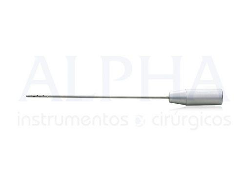 Agulha de Klein para seringa 60ml - 15cm