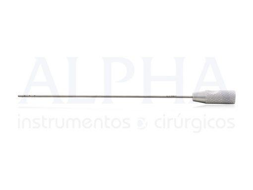 Agulha de Klein para seringa 60ml - 25cm