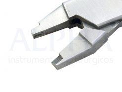 Alicate de Ortodontia N° 058 - Ponta gancho bola