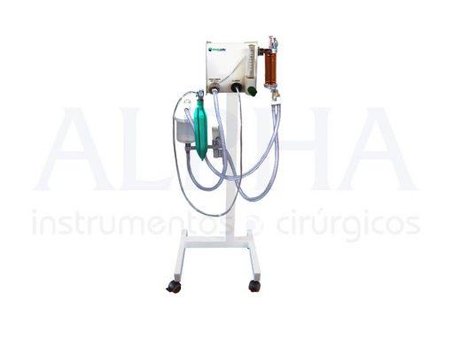 Aparelho de anestesia inalatória DL700
