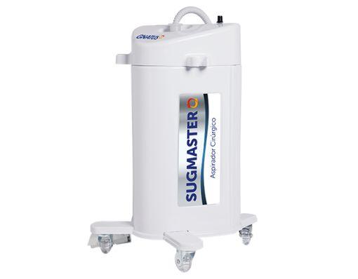 Aspirador Cirúrgico Portátil Sugmaster 3 litros - Gnatus