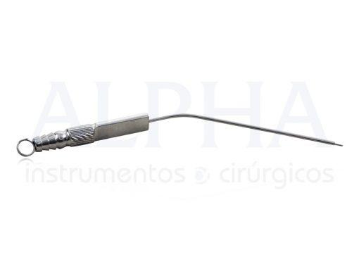 Aspirador Frazier 12cm Ponta 3mm