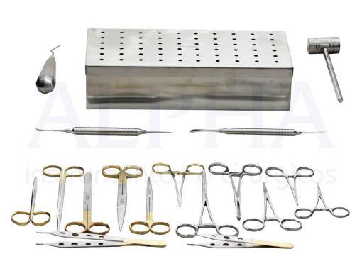 Kit de retirada de implante