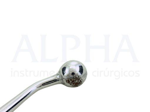 Cureta para levantamento de seio maxiliar Nº8A