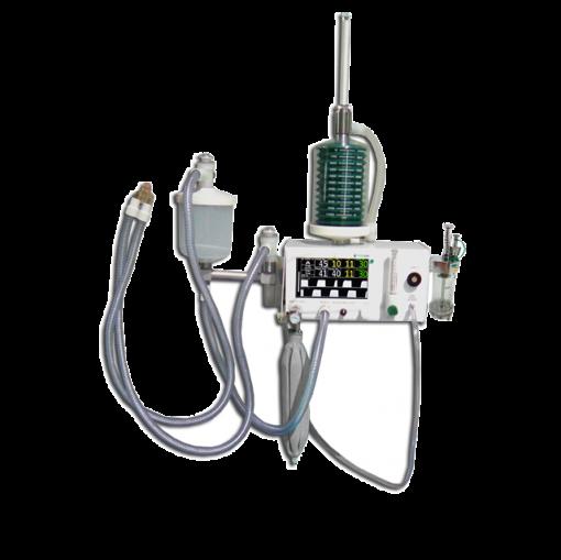 Aparelho de anestesia inalatória DL730