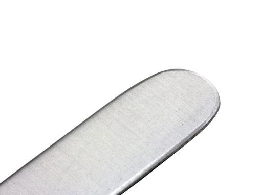 Espátula maleável 18x01 cm