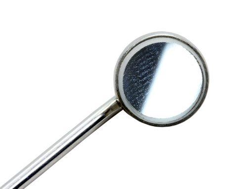 Espelho para laringe tamanho nº1