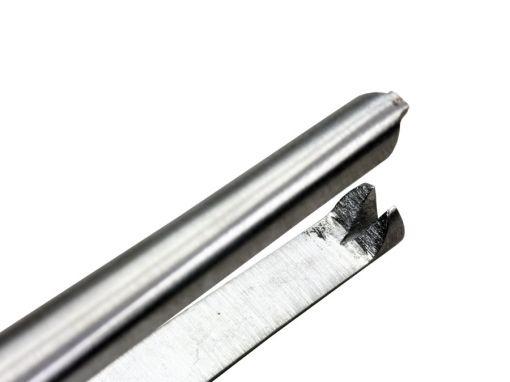 Pinça Anatômica Dente de Rato 16cm