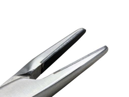 Porta agulha Mayo Hegar 14cm com videa