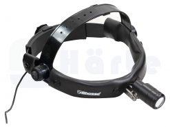 Foco de Luz (LED) - Fotóforo com suporte para a cabeça