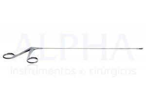 Tesoura De Micro Laringe Angulada