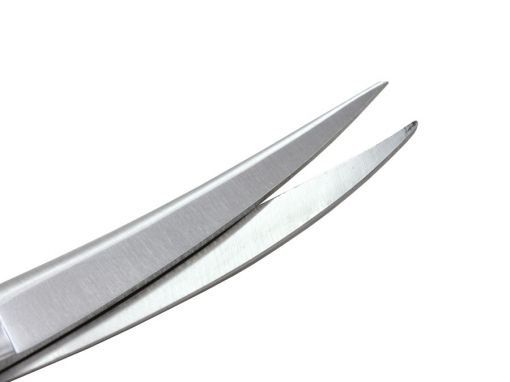 Tesoura Strully Curva 21cm