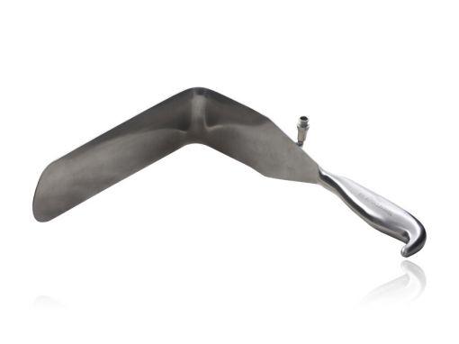 Válvula de Doyen com fibra Óptica 60 x 200