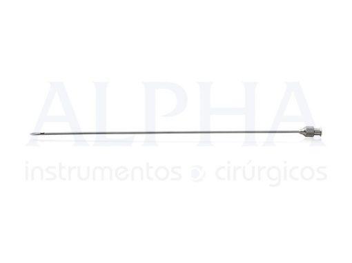 Cânula Seringa 20 ml RH08 - 2 mm x 20 cm