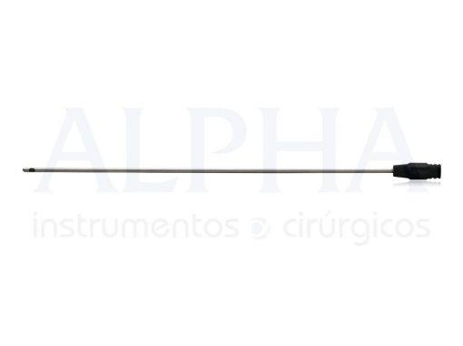 Cânula Seringa 20ml RH01 - 20cm x 25mm