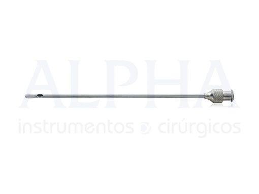 Cânula Seringa 20 ml RH08 - 2 mm x 10 cm