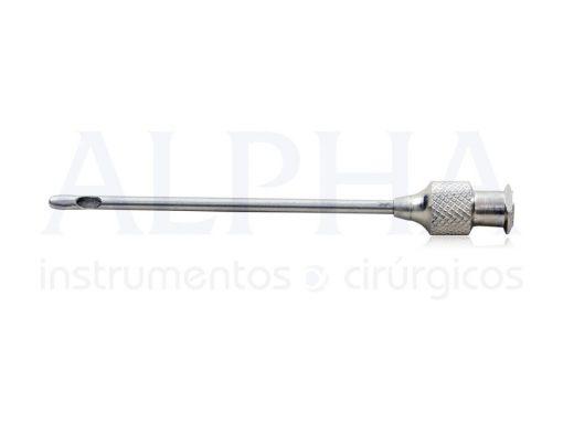 Cânula Seringa 20ml RH08 - 2mm x 5cm