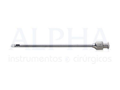 Cânula Seringa 20ml RH08 - 3mm x 10cm