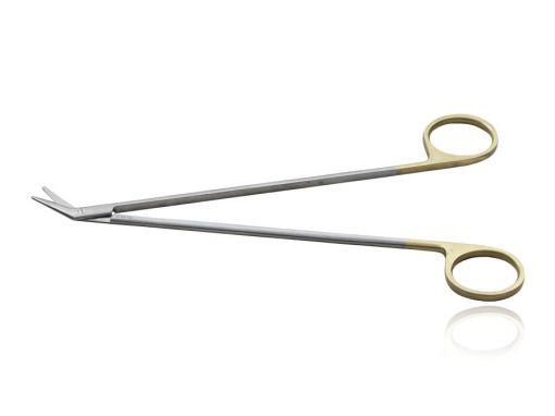 Tesoura Debakey 18cm 45°