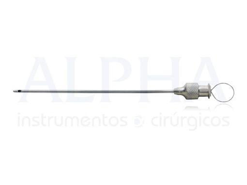Cânula Seringa 20ml RH01 - 15mm x 08cm