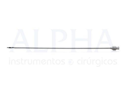 Cânula Seringa 20ml RH04 - 25mm x 20cm