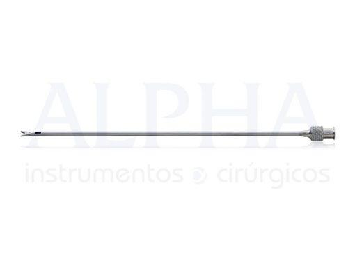 Cânula Seringa 20ml RH05 - 3mm x 15cm