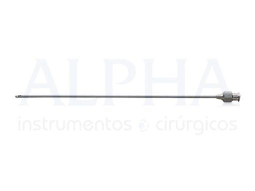Cânula Seringa 20ml RH01 - 2mm x 15cm