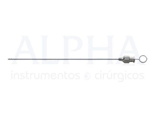 Cânula Seringa 20ml RH01 - 15mm x 12cm