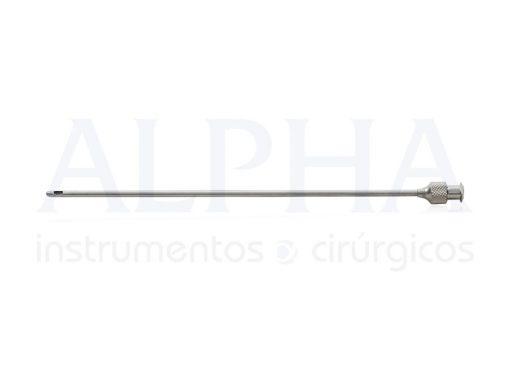Cânula Seringa 20ml RH01 - 25mm x 15cm