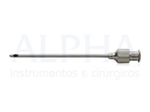 Cânula Seringa 20ml RH01 - 20mm x 05cm
