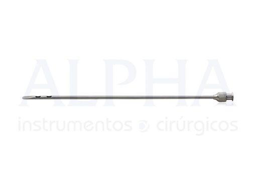 Cânula Seringa 20ml RH08 - 3mm x 15cm