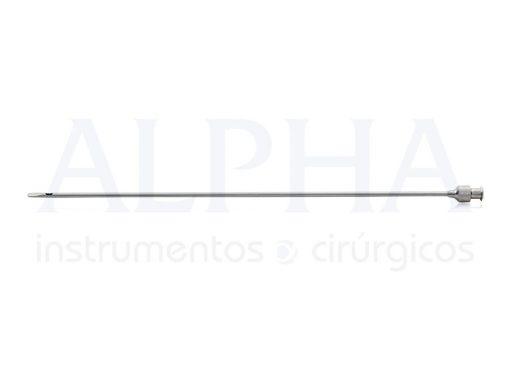 Cânula Seringa 20 ml RH08 - 25 mm x 20 cm